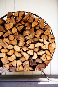 Firewood Ready for Use